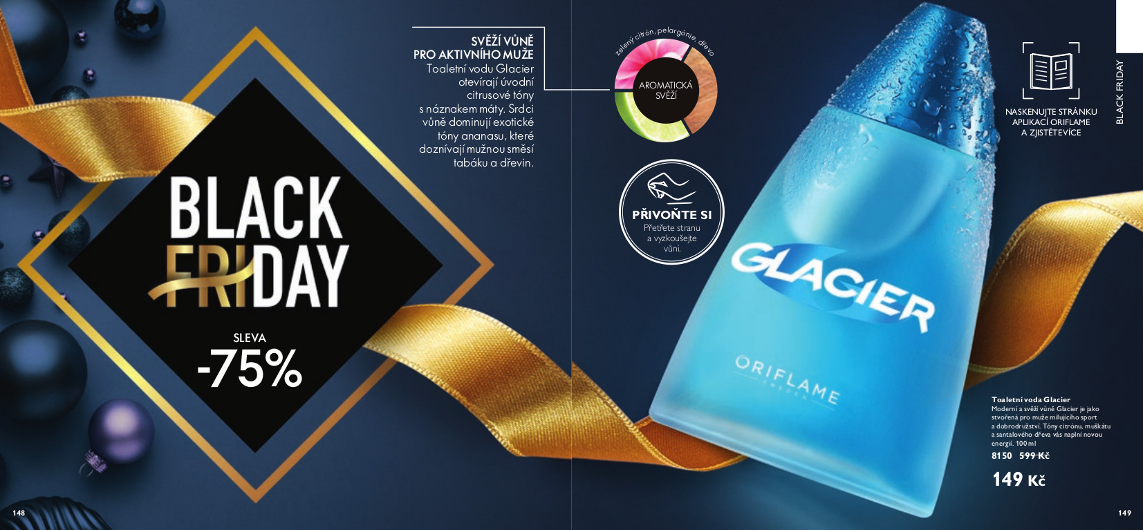ORIFLAME black friday